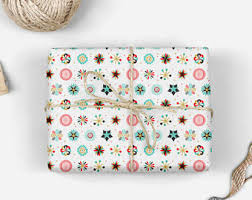 modern christmas wrapping paper christmas wrapping paper etsy