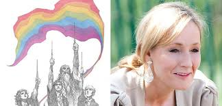 rowling approves pro lgbt harry potter drawing pulse