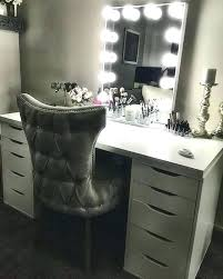 Bedroom Makeup Vanity With Lights Bedroom Vanity With Lights Contemporary Bedroom Vanity Set Makeup