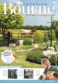 discovering bourne issue 071 july 2017 by discovering magazines