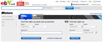 ebay motors uk ebay uk introduce my vehicles feature tamebay