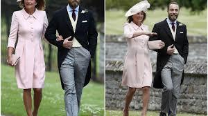 Pippa Wedding Pippa Middleton Wedding Mum Carole Arrives At Church Youtube