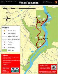 Map Of Atlanta Ga Area by Chattahoochee River National Recreation Area West Palisades Loop