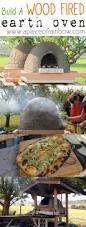 build a simple earth bread pizza oven fired earth oven and pizzas