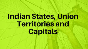 indian states union territories and capitals youtube