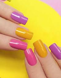 grand lux nail lounge different color powder