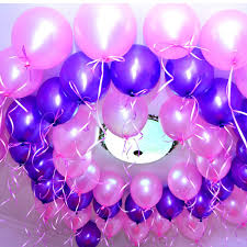 100pcs birthday decoration home decor latex balloon for party