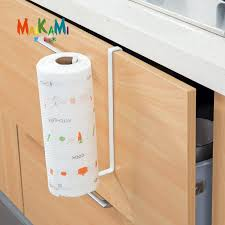 Kitchen Towel Racks For Cabinets Online Get Cheap Paper Towel Holder Aliexpress Com Alibaba Group