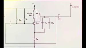 simple mobile phone jammer circuit diagram jammer electronic you