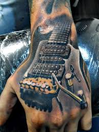 Bass Guitar Tattoo Ideas 87 Best Marked With Purpose Images On Pinterest Music Tattoos