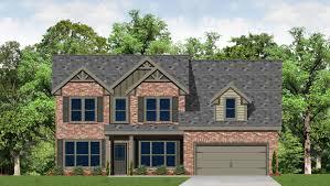 the james floor plans new homes in ga