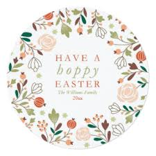 easter cards easter cards personalized easter cards zazzle