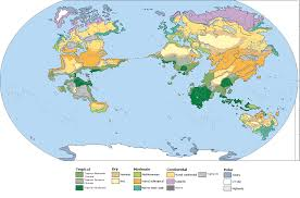 Blank World Map With Equator And Tropics by Worldbuilding Need Evaluation Of A Fictional Map Climates