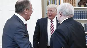 Trump In The Oval Office Trump Gave Out U0027highly Classified U0027 Info To Russians In The Oval Office