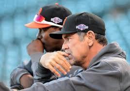 Baseball Bench Coach Duties Giants U0027 Underperforming Hitters Rally Behind Hensley Meulens