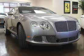 bentley ferrari used 2012 bentley continental gt stock p3676a ultra luxury car