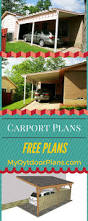 How To Build A Freestanding Patio Roof by Best 25 Lean To Carport Ideas On Pinterest Patio Shed Roof