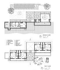 water view house plans gallery of kurundu house zowa architects 16