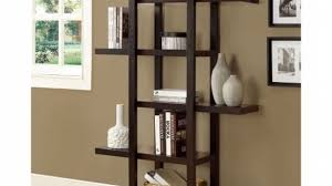 pine 10 deep fixed shelf bookcase 30 x 36 unfinished furniture for