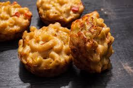 tex mex mac and cheese bites recipe chowhound