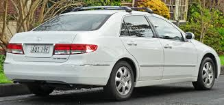 2006 honda accord information and photos zombiedrive