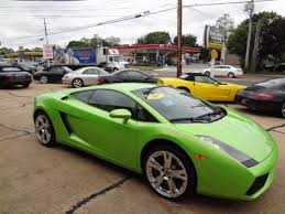 green lamborghini gallardo for sale 2007 lamborghini gallardo base http iseecars com used cars