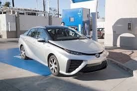 hydrogen fuel cell car toyota 2016 toyota mirai update 3 new frontiers and frozen fingers