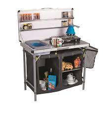 kampa chieftain portable camping kitchen amazon co uk sports
