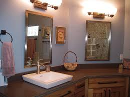 Mirror In A Bathroom Brushed Nickel Bathroom Mirror What Customers Should Know