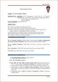 resume format lecturer engineering college pdfs formidable resume for faculty position in india sle lecturer