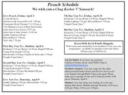 we want to help you get ready for pesach