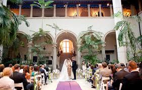 vizcaya wedding glamorous purple white miami wedding at the vizcaya