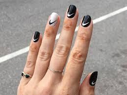 drama queen nails chanel nails chanel logo 3d nail art nail art