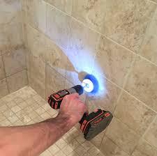 diy bathroom cleaning brush