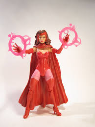 scarlet witch the figure in question