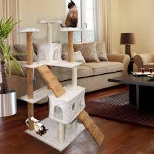Cat Furniture Premium Cat Tree Tower Condo Scratch Furniture 72