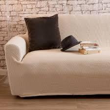 couvre canapé 3 places enchanteur housse de canapé 3 places avec accoudoir pas cher avec