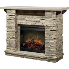 dimplex featherston 61 inch electric fireplace inner glow logs