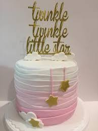 twinkle twinkle cake topper decor creative boutique