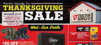 tractor supply black friday ad 2016 southern savers