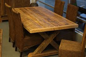 wine barrel and barnwood furniture u2014 tra vigne