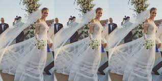 valentino wedding dresses beatriz barros married in the most beautiful valentino gown