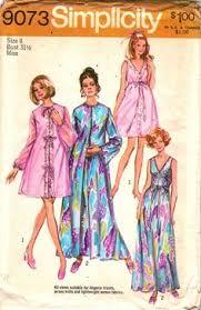v shaped dress pattern simplicity 6445 1960s misses shift dress pattern shaped yoke womens