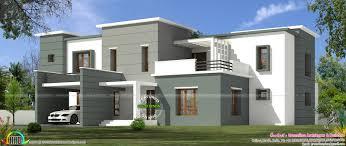 modern box model 3289 sq ft kerala home design bloglovin u0027