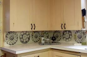 sensational backsplash ideas cheap inexpensive kitchen pictures