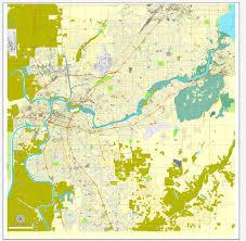 california map pdf sacramento california us printable vector map city plan