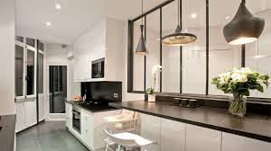 cuisine etroite aménagement d une cuisine étroite les astuces