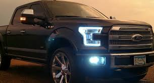 Ford Raptor Headlights - oem or aftermarket led hid headlights
