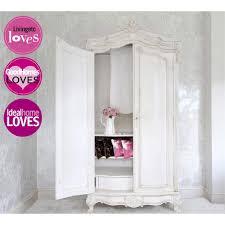 provencal classic white armoire luxury armoire