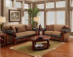 Wooden Living Room Set Interior Contempo Living Room Decoration With Oval Solid Cherry